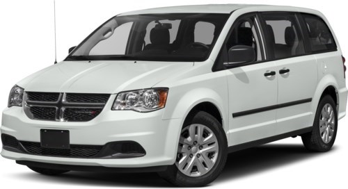 2017 Dodge Grand Caravan Passenger Van_101